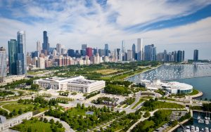 Chicago-Museums_CC_museum-campus-aerial