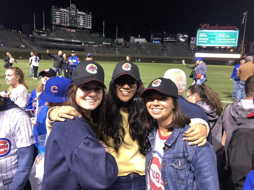 A Series of Firsts: My First Cubs Game