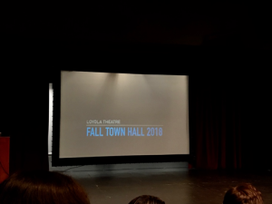 Such a 'Bler: Theatre Town Hall 2018