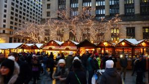 Christmas Markets in Winter